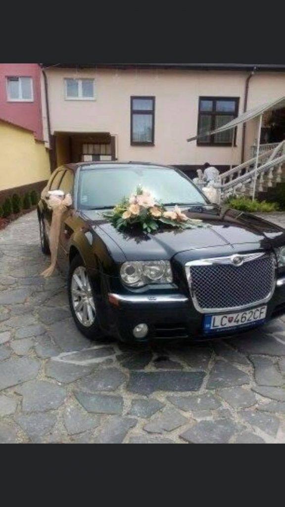 Auto pre nevestu
